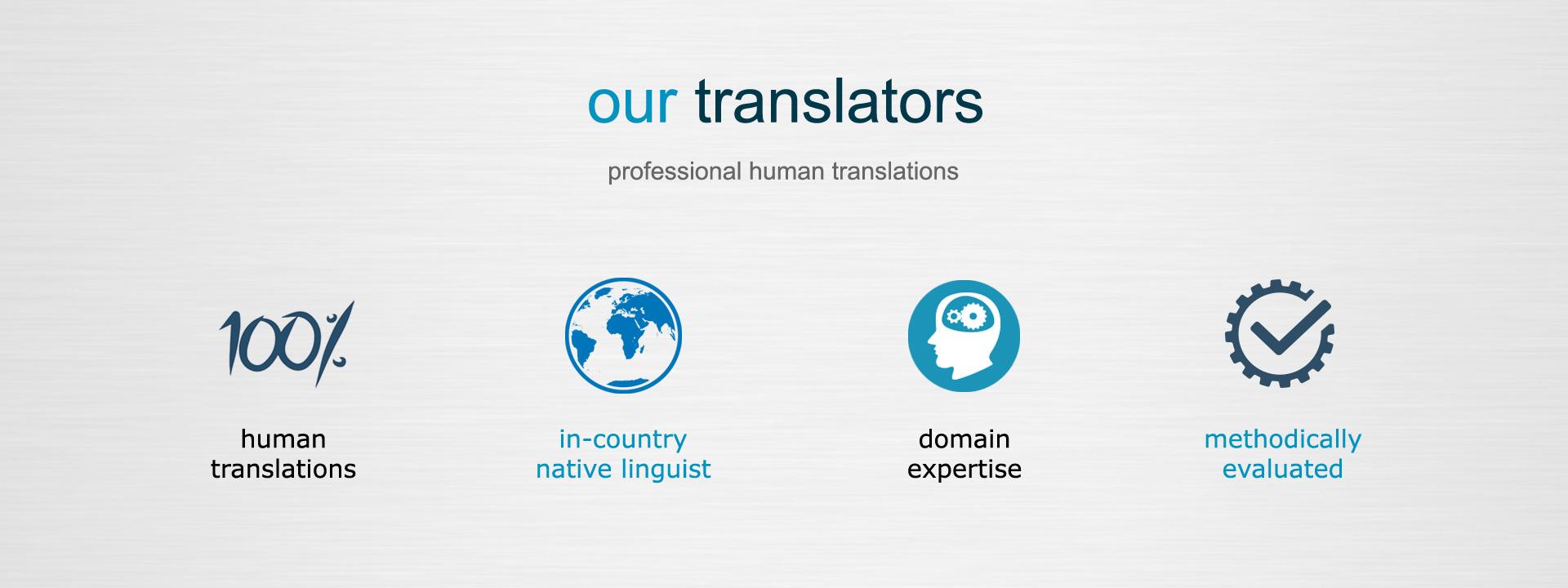 Our Native Translators